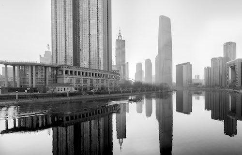 ICDM formations internationales buildings Tianjin China- Institut pour la Conquête des Marchés